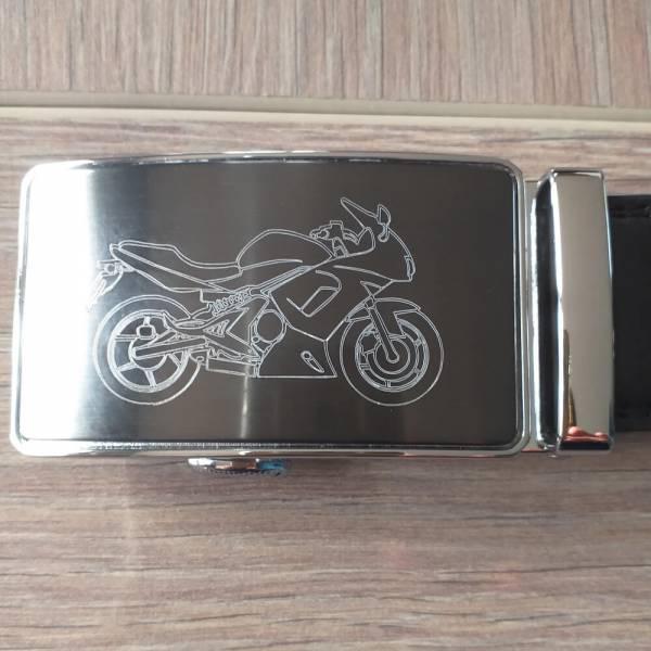 Boucles de ceintures gravées d'après le catalogue