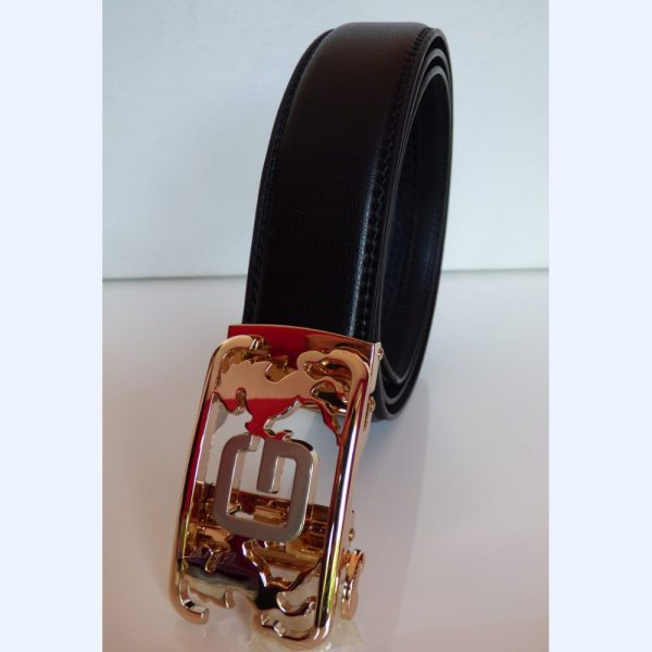 Ceinture automatique Cheval Royal Or