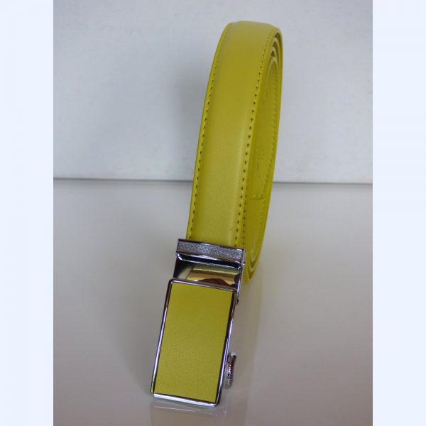 Ceinture automatique Light Jaune