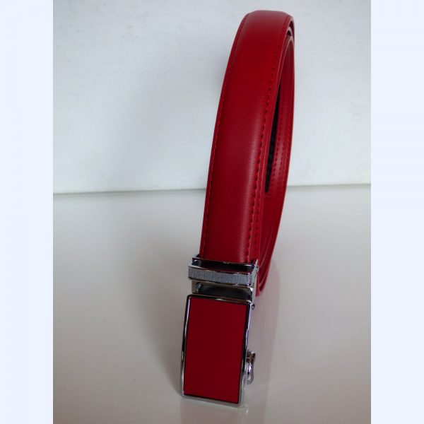 Ceinture automatique Light Rouge