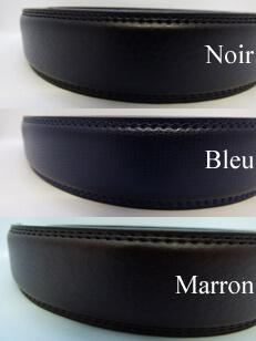 Lanière de ceinture pour grandes tailles
