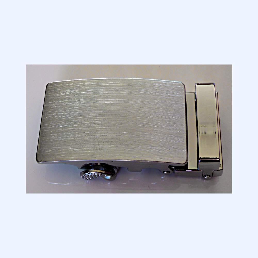 Boucle de ceinture automatique, argent poli 20bd5463d98