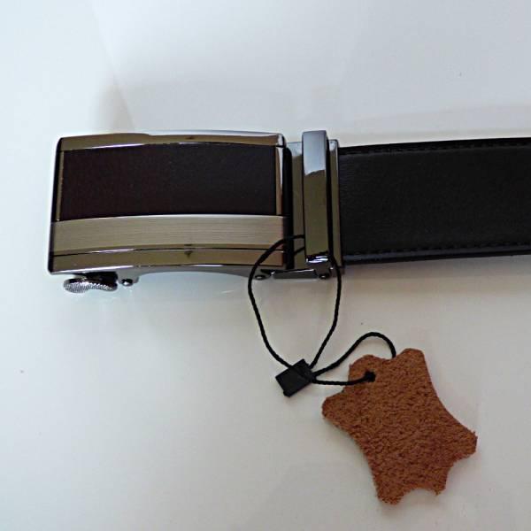 Boucle de ceinture automatique, modèle Brown Prestige