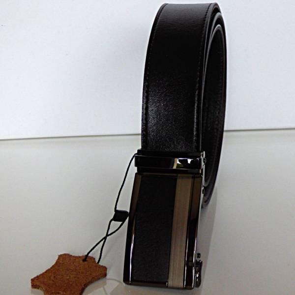 Ceinture automatique en cuir, modèle Brown Prestige
