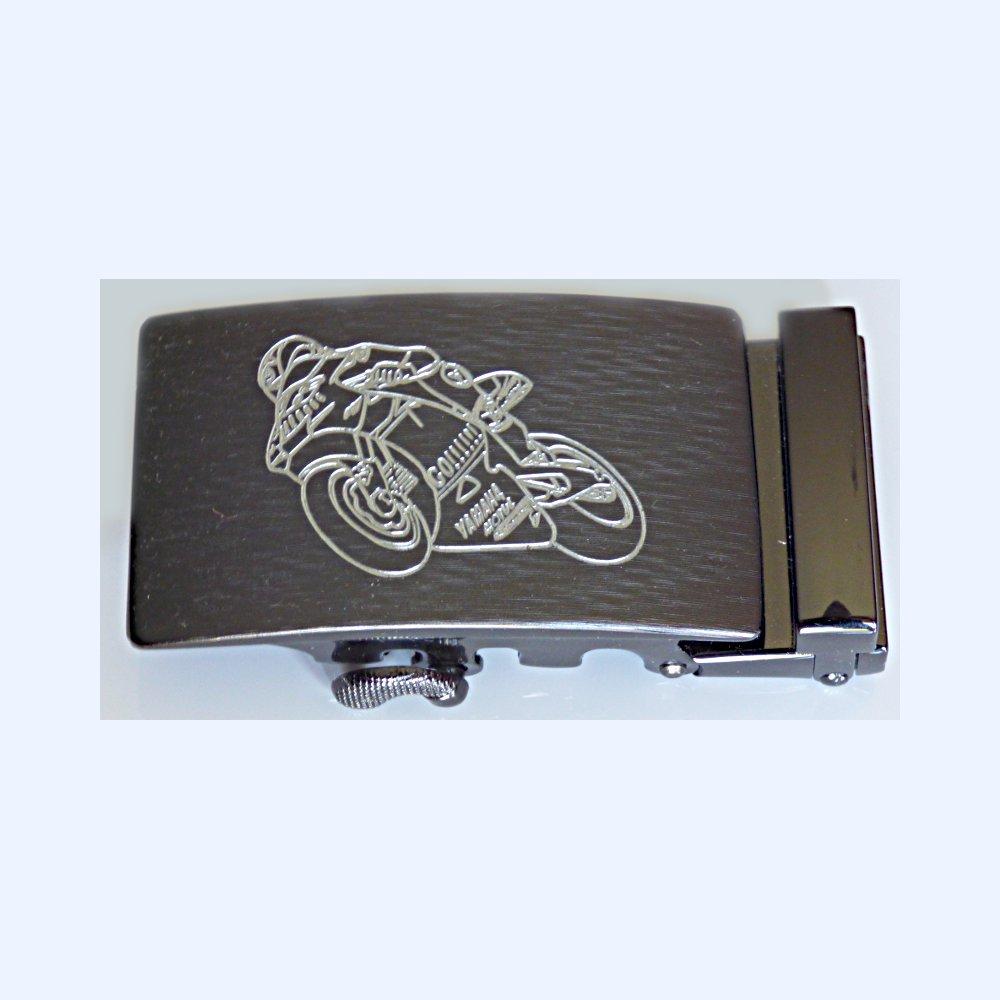 Ceinture à boucle gravée sur-mesure, accessoire de mode personnalisé ca4832317cf