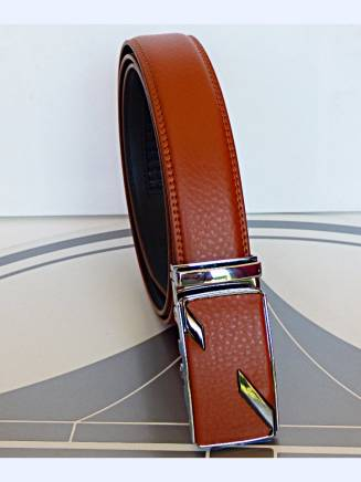 Ceinture automatique elegance business 2 camel