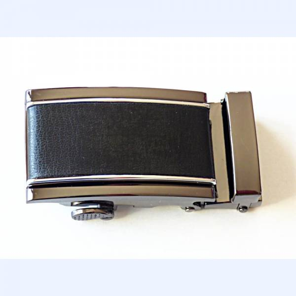 Boucle de ceinture Business cuir