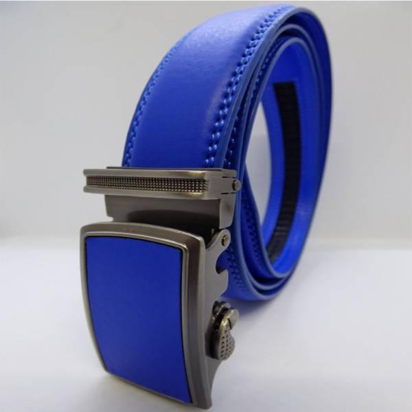 Ceinture automatique Tendance Bleu outremer