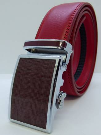 Ceinture automatique Red Color