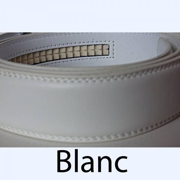 Lanière Blanc 3.5cm