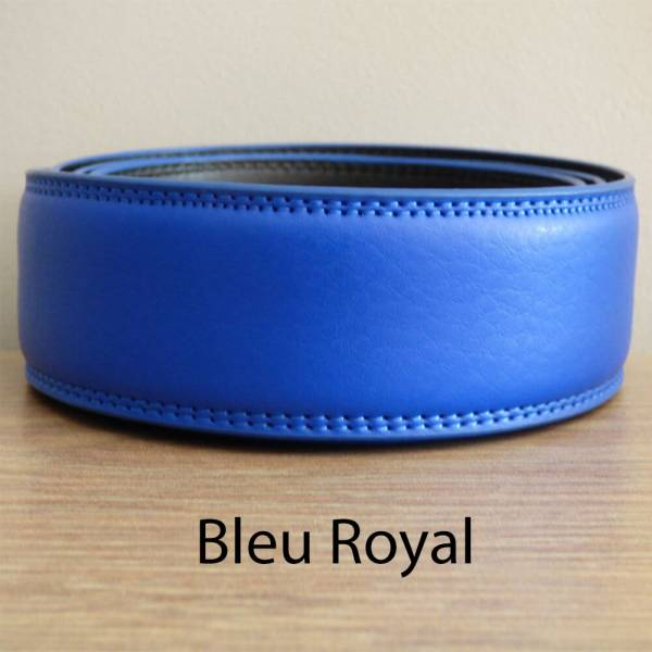 lanière Bleu Royal 3.5cm
