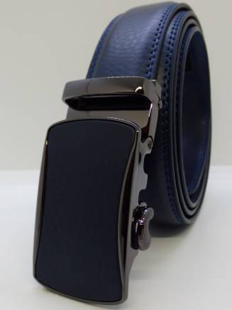 Ceinture automatique Business Officiel 3cm marine